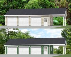 Workshop Garage Plans 193 Best Carports Garages Buildings And Shops Images On