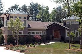 basement house plans designs hillside walkout basement house