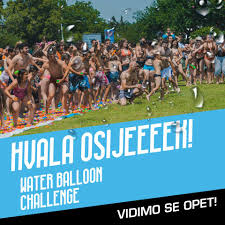 Challenge Water Balloon Water Balloon Challenge Zagreb 273 Photos Organization