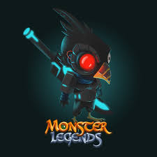 wallpapers monster legends gamer game hub