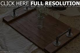 1000 ideas about coffee table tray on pinterest white ottoman