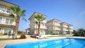Villen Kaufen Möblierte Günstige Villa In Belek Mit Blick Auf Die Berge
