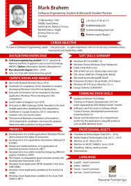 sample resume for it new resume format sample resume format and resume maker new resume format sample best resume examples for your job search livecareer resume template for it