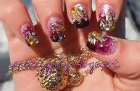 28 fine cute purple nail designs u2013 slybury com