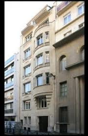 bureau de change 75016 immeuble 1927 29 bis rue de montevideo 75016 architecte