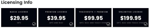 non exclusive exclusive u0026 custom music licensing agreements