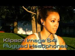 Klipsch Image S4i Rugged Klipsch Image S4i Rugged In Ear Headphones Review Youtube