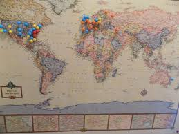 Cork World Map by Maps Heart Of A Southern Woman