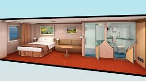 18 carnival triumph ocean suite floor plan stateroom and