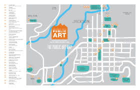 Chicago On Map Parks Public Art Community And Empowerment Zones In Chicago