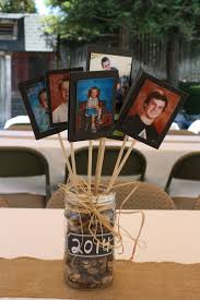 high school graduation party centerpieces my creative therapy graduation party and decorations pic heavy