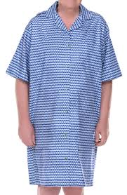 elderly nightgowns mens 100 percent cotton adaptive sleepwear hospice pajama hospice