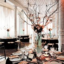 branches for centerpieces brides helping brides curly willow centerpieces liweddings