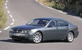 used bmw 745li bmw 745i 745li auto shows car and driver