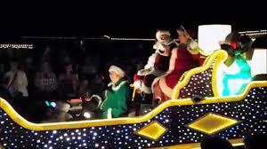 parade of lights dollywood smoky mountain christmas 2015 youtube