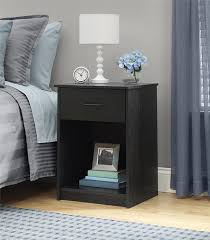 altra home decor amazon com ameriwood home core night stand black kitchen u0026 dining
