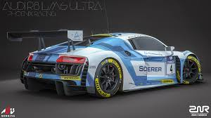Audi R8 Lms - audi r8 lms ultra phoenix racing by nancorocks on deviantart