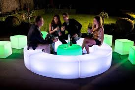 party furniture rental led furniture set 4 unik lounge furniture and party rentals