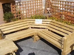 Designer Wooden Garden Benches by Corner Garden Benches 90 Modern Design With Corner Garden