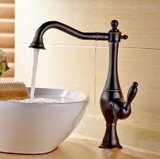 Bathroom Vessel Sink Faucets by Bathroom Vessel Sink Faucet Oil Rubbed Bronze Basin Tap Waterfall