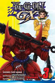 yu gi oh gx vol 3 book by naoyuki kageyama official