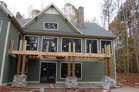 home design craftsman deck railing designs craftsman medium the