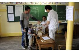 fermeture bureau de vote dijon actualité le 1er tour des législatives vu de chaignay un petit