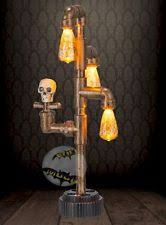 light bulb vintage horror flicker skull a vintage light bulb halloween candelabra ebay