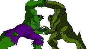 hulk abomination steeven7620 deviantart