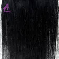 Yaki Clip In Human Hair Extensions by 7a Yaki Natural Brazilian Virgin Hair Straight African American