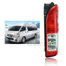 toyota hiace 2014 rh right rear tail lamp light for toyota hiace commuter ventury
