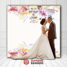 wedding backdrop template custom wedding backdrop template 14 supreme banners