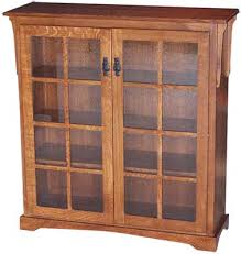 Oak Bookcases With Glass Doors Captivating Wooden Bookcases With Glass Doors Ideas Ideas House