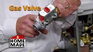 utica gas boiler pilot light utica boilers youtube