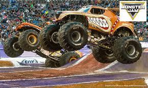 monster truck jam anaheim monster jam in anaheim ca groupon