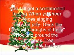 Decorate The Christmas Tree Lyrics Bella Thorne Rockin U0027 Around The Christmas Tree Lyrics Youtube