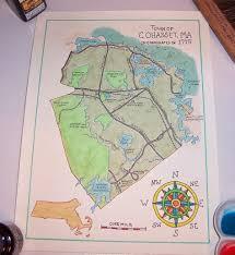 Ma Map River U0027s Edge Maps Cohasset Ma Map Commission