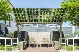 Solar Canopy by Hotel At Dallas Fort Worth Airport To Build Nature Inspired Solar