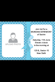 ceremony cards mundan invitation cards mundam ceremony invitation card online