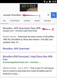 showbox apk file free the most app now for your chromecast android