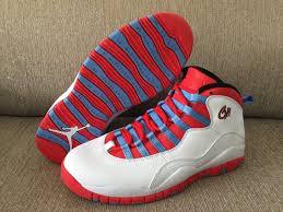 Stars On Chicago Flag Air Jordan 10 Chicago City Pack Release Date Sneaker Bar Detroit