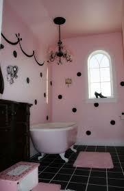 black and pink bathrooms pink and black girls u0027 bathroom work in