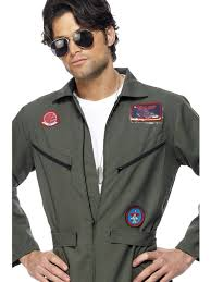 top gun jumpsuit jumpsuit costume aviator jumpsuit fancy dress costume