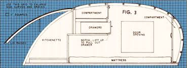trailer for two a streamlined home on wheels that u0027s light and