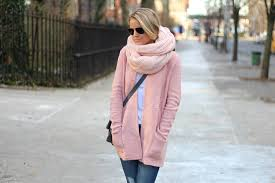 light pink cardigan sweater pink cardigan styled snapshots