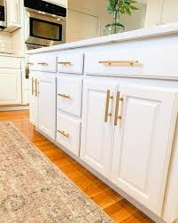 kitchen cabinets with gold hardware kitchen renovation with brass hardware the hardware hut