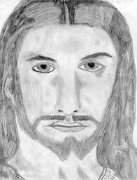 pictures easy drawings of jesus christ drawing art gallery