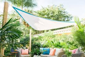 How To Build A Awning Over A Deck 5 Diy Shade Ideas For Your Deck Or Patio Hgtv U0027s Decorating