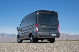 2015 ford transit 150 ecoboost 350hd first test motor trend