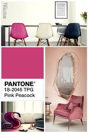 mood board the ultimate pink shade for a modern home decor